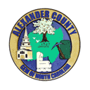 Logo for Alexander County