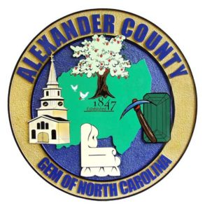Cover photo for Alexander County Offices to Reopen