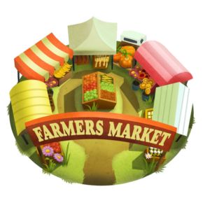 Cover photo for Alexander Farmers Market