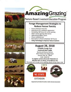 Cover photo for Upcoming Pasture-Based Livestock Education Program