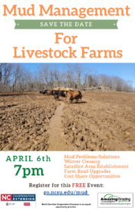 Cover photo for Mud Management for Livestock Farms